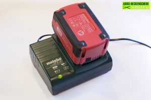 test-metabo-ahs36v-ladegeraet
